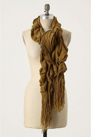 Anthropologie Echos scarf