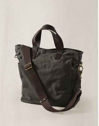 Lands end canvas 1963 tote