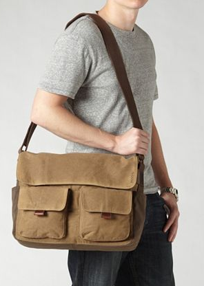 Fossil bag_brown