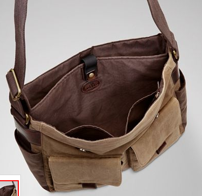 Fossil bag_inside