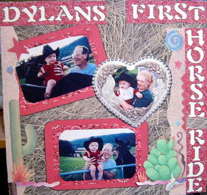 Horse-scrapbook-layout-1